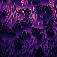 Confocal microscopy of frozen stuff
